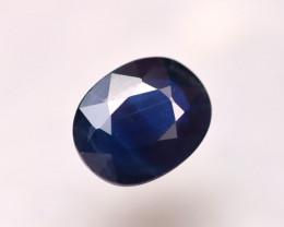 Blue Sapphire 2.00Ct Natural Blue Sapphire E1419/B21
