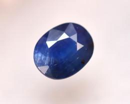 Blue Sapphire 2.04Ct Natural Blue Sapphire E1420/B21