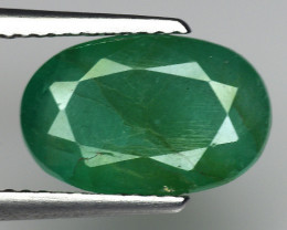 3.17 Ct Natural Emerald Zambian Top Quality Gemstone. EM 05