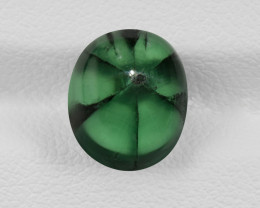 Trapiche Emerald, 3.91ct - Mined in Colombia | Certified by GIA