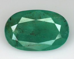 5.57 CT EMERALD TOP COLOR QUALITY GEMSTONE ZAMBIA ZE5