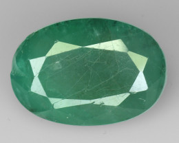 5.23 CT EMERALD TOP COLOR QUALITY GEMSTONE ZAMBIA ZE9