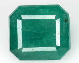 2.59 CT EMERALD TOP COLOR QUALITY GEMSTONE ZAMBIA ZE23