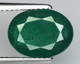 2.73 CT EMERALD TOP COLOR QUALITY GEMSTONE ZAMBIA ZE41