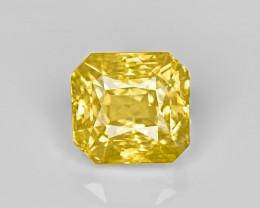 Yellow Sapphire, 5.54ct