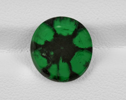 Trapiche Emerald, 2.75ct - Mined in Colombia | Certified by GIA
