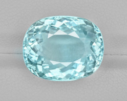 Paraiba Tourmaline, 16.03ct - Mined in Mozambique | Certified by GIA