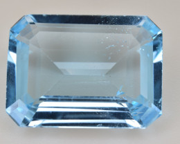 Natural Blue Topaz  10.67 Cts Top Quality Gemstone