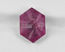 Trapiche Sapphire, 5.44ct