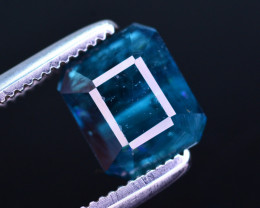 AAA Quality 1.60 Ct Blue Tourmaline From Afghanistan. RA