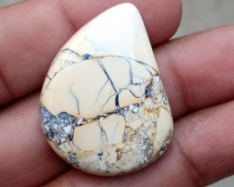 MALINGA JASPER CABOCHON Natural+Untreated VA1670