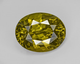 Alexandrite, 12.10ct - Mined in Madagascar | Certified by GIA