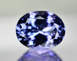 Superb Color 3.90 Ct Natural Tanzanite