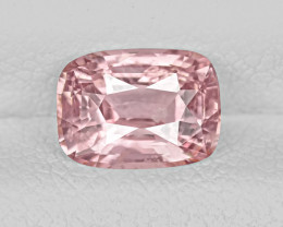 Padparadscha Sapphire, 1.55ct - Mined in Madagascar | Certified by GRS