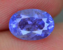 Rarest Sodalite 1.25 ct Hard to Find in Transparent & Faceted Sku.1