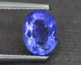 Rarest Sodalite 0.95 ct Hard to Find in Transparent & Faceted Sku.1