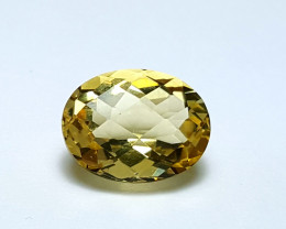 Amazing Natural color Eye clean Citrine stone 1.7 Cts-A