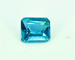 NR Auction - 0.80 cts Indicolite Tourmaline Gemstone