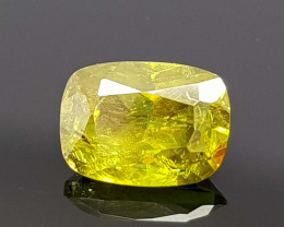 1.15CT SPHENE COLOR CHANGE BEST QUALITY GEMSTONE IIGC12