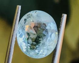 3.30 Carats Aquamarine Gemstone