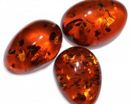 56 Cts Parcel 3 Cabochon Gemstones  AM 1775