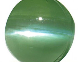 AIGS Certified India Alexandrite Cat's Eye, 0.93 Carats, Oval