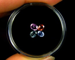 PARCEL BEAUTIFUL HAND PICKED 4X3 SAPPHIRES 1 CARAT  TW 334