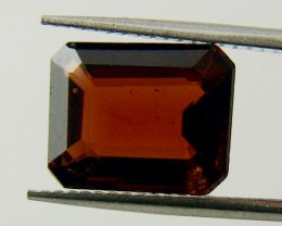 BEAUTIFUL 9X8 GARNET 3.25 CARATS  TW 400