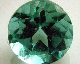 APATTIE SEA BLUE GREEN COLOUR 0.60 CTS [S4349 ]VS QUALITY