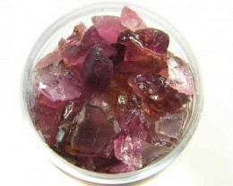 JAR PINK TOURMALINE   ROUGH  55 CARATS   TW 497