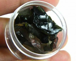 JAR GARNET   ROUGH   48CARATS   TW 500