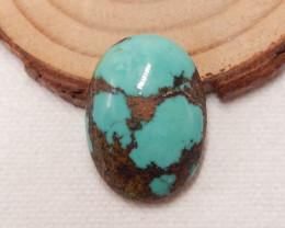 24cts Turquoise ,Handmade Gemstone ,Turquoise Cabochons ,Lucky Stone F741
