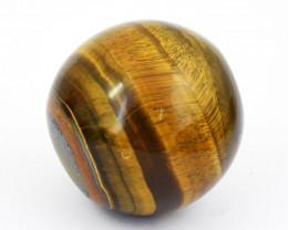 Genuine 750.00 Cts Golden Tiger Eye Healing Ball