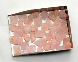 260 Amazing Morganite  Crystals @Africa