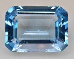 Natural Blue Topaz  13.07 Cts Top Quality Gemstone