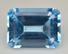 Natural Blue Topaz  13.32 Cts Top Quality Gemstone