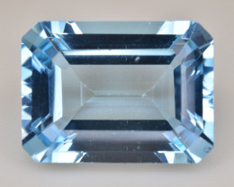 Natural Blue Topaz  13.42 Cts Top Quality Gemstone