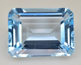 Natural Blue Topaz  13.54 Cts Top Quality Gemstone