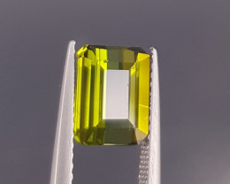 Natural Tourmaline Gems.