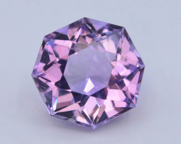 5.00 CT Natural Gorgeous Color Fancy Cut Amethyst ~ T