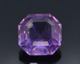 4.75 CT Natural Gorgeous Color Fancy Cut Amethyst ~ T