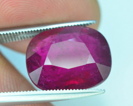 AAA Color 9.15 ct Rubelite Tourmaline