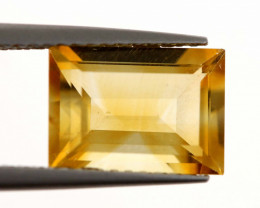 2.5 CTS -CITRINE FACETED      LG-220