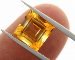 3.10 CTS - CITRINE   FACETED   LG-225