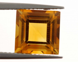 3.2  CTS - CITRINE  FACETED   LG-226