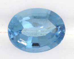 2.2 cts TOPAZ  FACETED OVAL SHAPE LG-252