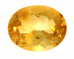 2.5 CTS -CITRINE  FACETED   LG-267