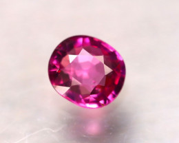 Rhodolite 1.87Ct Natural Purplish Red Rhodolite Garnet E1609/A5