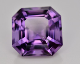 Amazing Color 17.70 Ct Natural Amethyst Gemstone