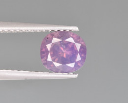 Top Rare Natural Sapphire 1.58 Cts from Kashmir, Pakistan